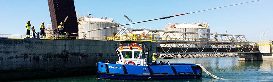 Mooring & Port Services S L    Mooring